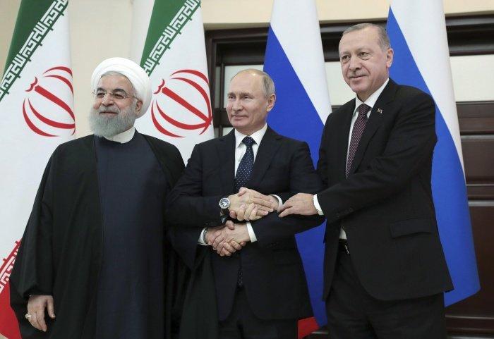Дата саммита по Сирии пока не определена.