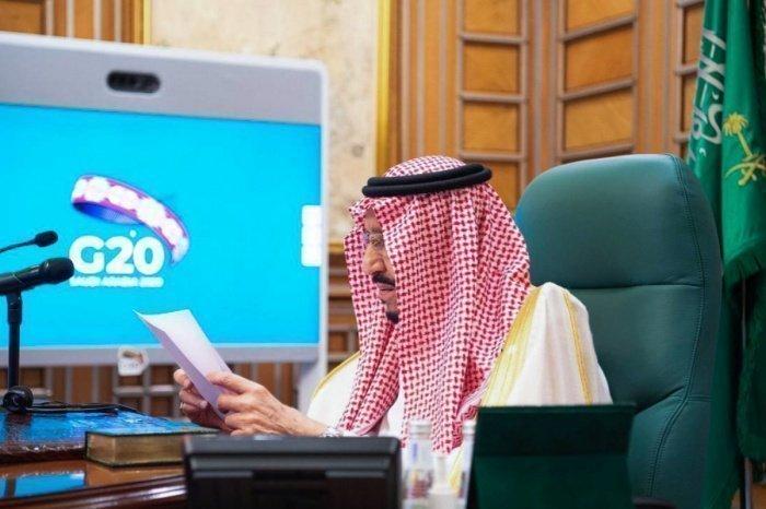 В 2020 году Саудовская Аравия председательствует в G20.