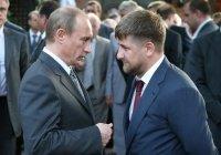 Кадыров рассказал о знакомстве с Путиным