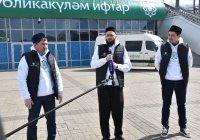 С доставкой на дом: в Казани стартовал республиканский «ифтар 100-летия»