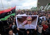 В Кремле прокомментировали заявление Хафтара об управлении Ливией