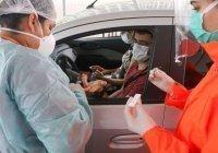 В Казахстане число заразившихся коронавирусом перевалило за 3 тысячи