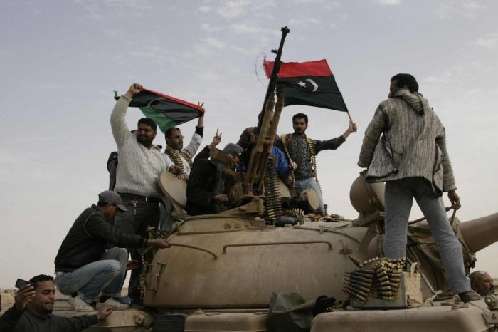 Ливийский конфликт угрожает государственности страны.