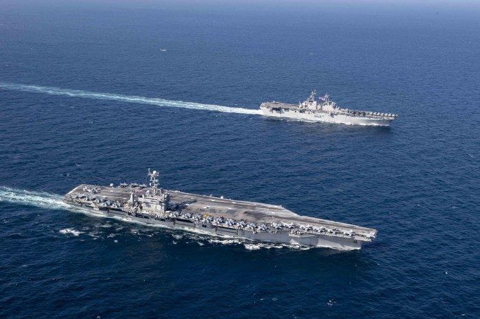 В МИД РФ обеспокоены напряженнотью между США и Ираном в Персидском заливе.