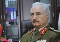 Хафтар пообещал обнародовать дорожную карту переходного периода в Ливии