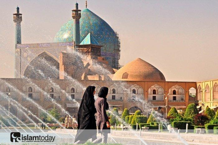 Иран в период пандемии. (Источник фото: yandex.ru)
