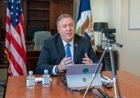 Помпео: США не собираются возвращаться к иранской ядерной сделке