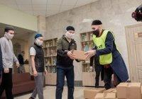 БФ «Закят» ДУМ РТ организовал раздачу ифтар-наборов для иногородних студентов
