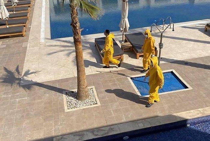"""Ежемесячные потери Египта от """"простоя"""" туристического сектора оцениваются в миллиард долларов."""