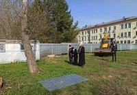 В Авиастроительном районе Казани началось строительство мечети «Тауфик»