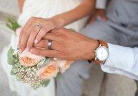 Названы регионы России с наибольшим числом свадеб
