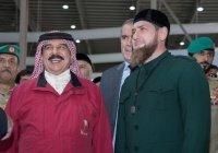 Кадыров обсудил с королем Бахрейна борьбу с коронавирусом