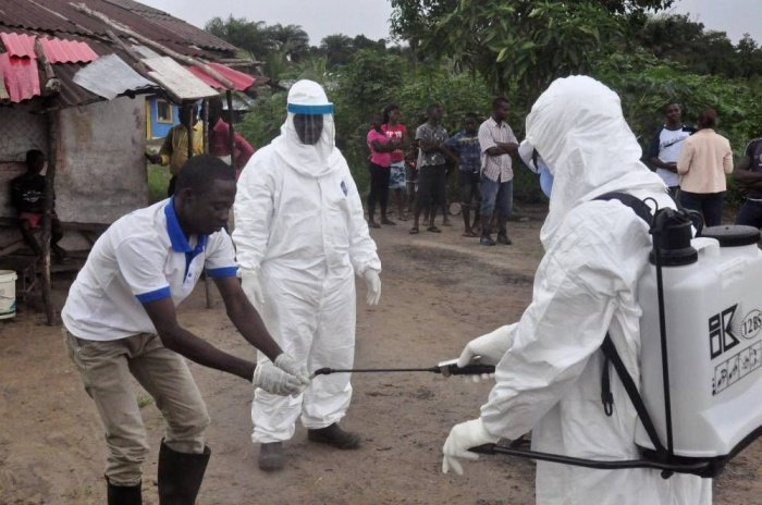 Африка может не справиться с эпидемией коронавируса.