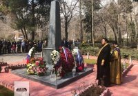 В Тегеране отметили День Победы