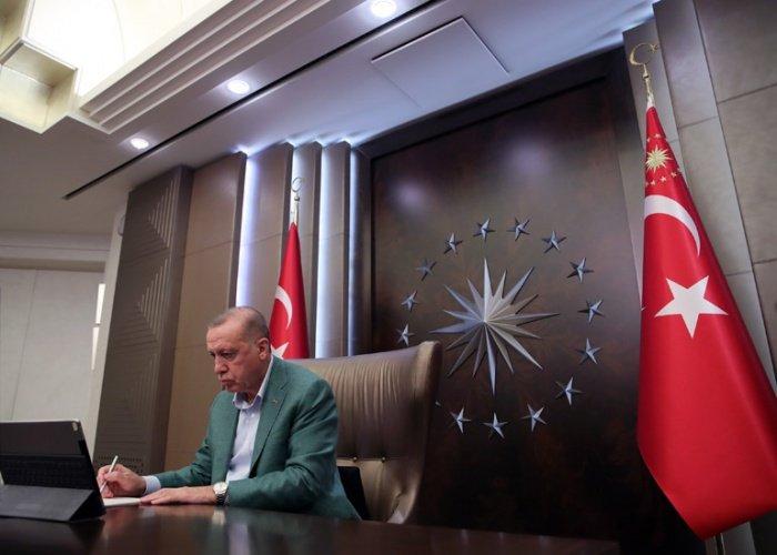 Президент Турции обратился к нации в связи с ситуацией с коронавирусом.
