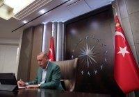 Эрдоган ввел комендантский час в связи с коронавирусом