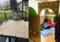 «Домашняя мечеть», или как дети в квартире мечети возводили