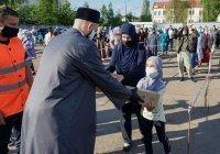 Муфтий посетил казанский приют для нуждающихся