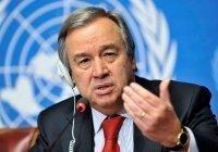 Генсек ООН осудил нападение на больницу в Кабуле