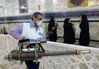 Власти Ирана заявили, что взяли коронавирус под контроль