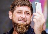 Facebook заблокировал аккаунт Рамзана Кадырова в Instagram