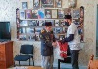 Ветераны ВОВ получили продовольственную помощь от Фонда «Закят» ДУМ РТ