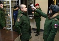 В российской армии выявлено 1666 случаев заражения коронавирусом
