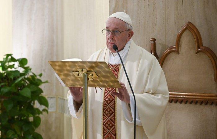 Папа Франциск призвал молиться о жертвах всех бедствий в мире.
