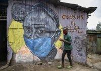 В Африке число заразившихся коронавирусом перевалило за 72 тысячи