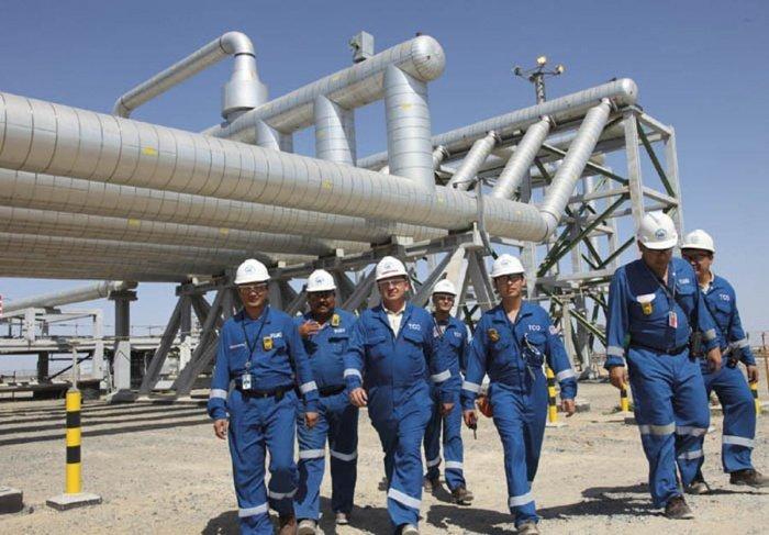 Коронавирус выявили у 4 сотен нефтяников в Казахстане.