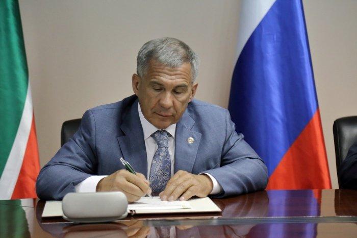 Минниханов возглавил оргкомитет по подготовке и проведению в Казани первых Игр стран СНГ.