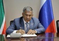 Рустам Минниханов возглавил оргкомитет первых Игр стран СНГ