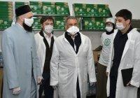 Президент Татарстана встретился с организаторами VIII Республиканского ифтара