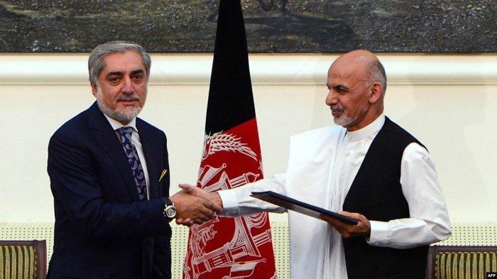 Ашраф Гани и Аблулла Абдулла договорились о разделе власти.