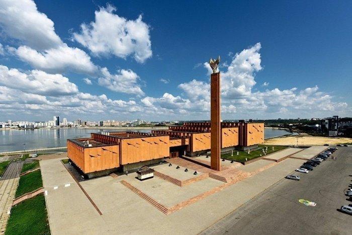 Здание, где расположен музей 1000-летия Казани (Источник фото: yandex.ru)