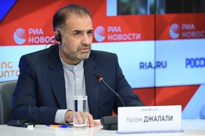 Казем Джалали заявил о готовности Ирана помочь РФ в борьбе с коронавирусом.