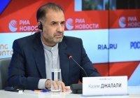 Иран готов отправить России медицинские изделия для борьбы с коронавирусом