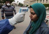 Египет сообщил о рекордном числе заболевших коронавирусом за сутки