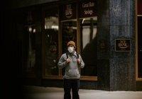 Установлено, сколько россиян боится заразиться коронавирусом