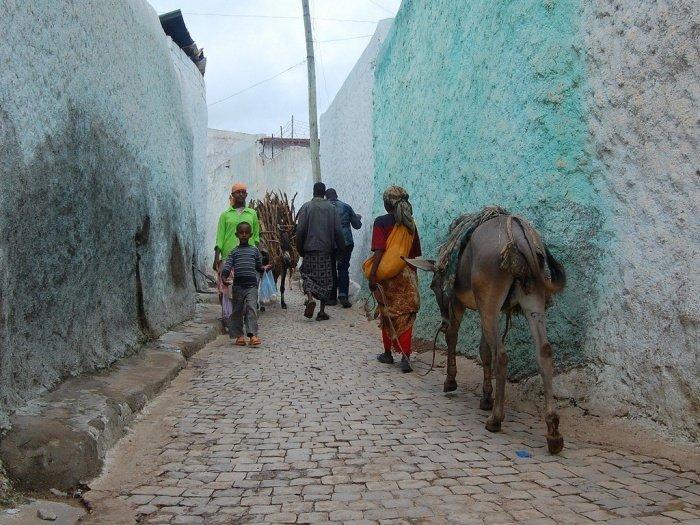 Харар – четвёртый город ислама