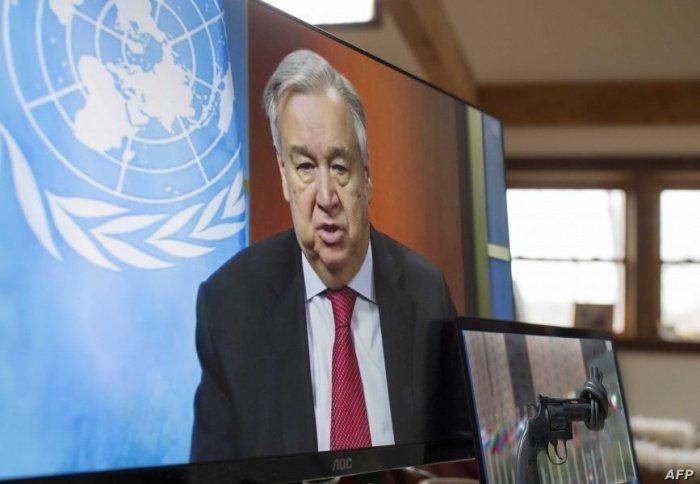 Генсек ООН призвал к глобальной солидарности с Африкой в борьбе с коронавирусом.