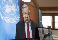 Генсек ООН призвал помочь Африке восстановиться после пандемии