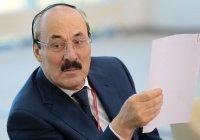 Абдулатипов сравнил коронавирус с терроризмом