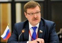 Косачев: Россия готова выступить посредником между Палестиной и Израилем