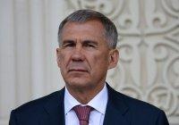 Минниханов: принятие ислама оказало определяющее влияние на развитие татар