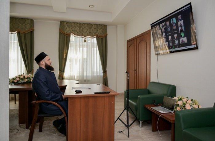 Камиль Самигуллин обсудил с мухтасибатами предстоящий Ураза-байрам.