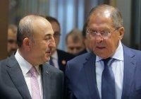 Лавров и Чавушоглу подчеркнули важность предстоящего «астининского» саммита по Сирии