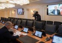 Россия и Иран договорились координировать усилия по борьбе с коронавирусом