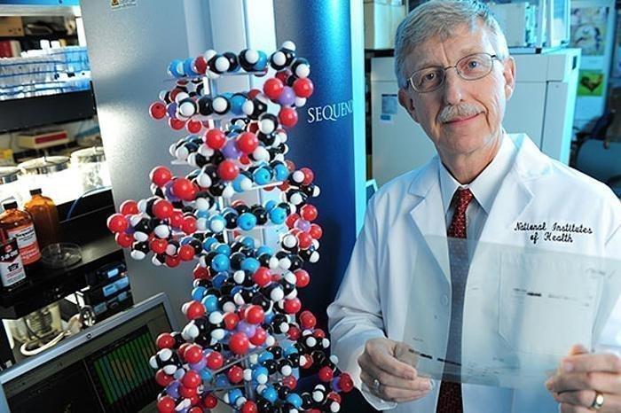 Фрэнсис Селлерс Коллинз является одним из самых выдающихся генетиков мира.