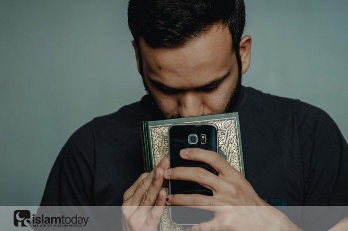 Будь смиренным ради Аллаха. (Источник фото: freepik.com)